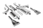 Borla Dodge Challenger R/T 2009-2014 Stainless Steel Cat-Back Systems 140297