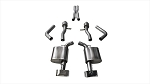Corsa Sport GTX2 Polished Tips Cat-Back Exhaust System