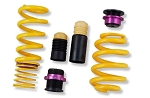KW H.A.S. (Height Adjustable Spring) Coilover Sleeves