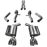 Corsa Sport Cat-Back Exhaust System 2015-2018 Dodge Challenger SRT 392 Scat Pack Hellcat