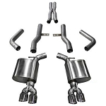 Corsa Xtreme Cat-Back Exhaust System 2015-2018 Dodge Challenger SRT 392 Scat Pack Hellcat