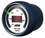 AEM Uego Wideband Air/Fuel Ratio Gauge Kit-30-4110