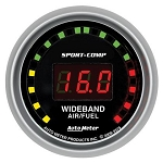 Autometer Sport Comp Wideband Air/Fuel Ratio Gauge - Street-3379