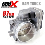 Late 04+ 5.7L Hemi Truck Ported Throttle Body 87mm