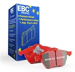 EBC Redstuff 3000 Series Ceramic Brake Pads (Rear)