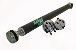 DODGE 2015 LC Challenger Hellcat Automatic Carbon Fiber 1-Piece Driveshaft (DAMPENED)