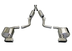 CORSA Performance Exhaust  Dodge Challenger R/T 5.7L Manual Trans. 14429