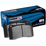 Hawk HPS 06-2016 Dodge Ram 1500 Front Brake Pads