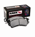 Hawk Performance HP Plus Brake Pad (Rear)
