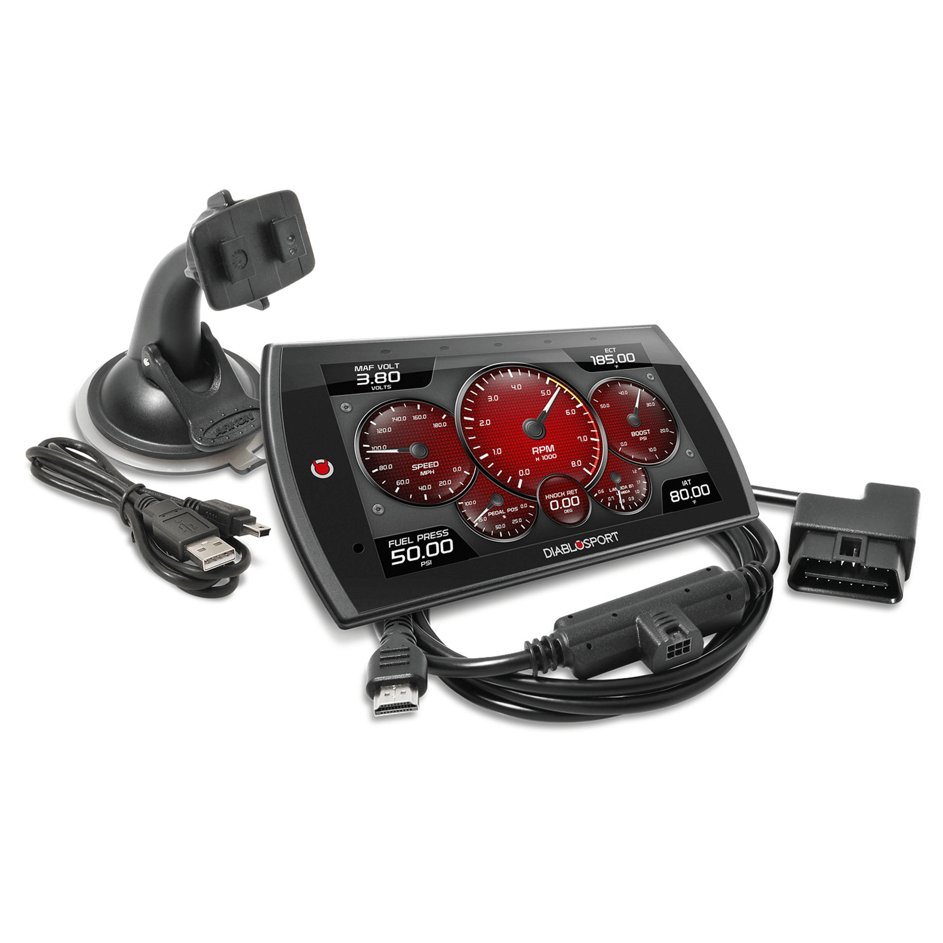 Whipple Supercharger Hellcat: Trinity 2 (T2 MX) Monitor Only
