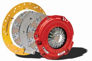 McLeod RXT 1200 Twin Disc Clutch Kit
