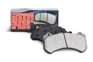 Stoptech (Street Performance) Rear Brake Pads