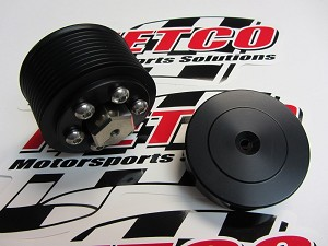 Hellcat Supercharger Pulley