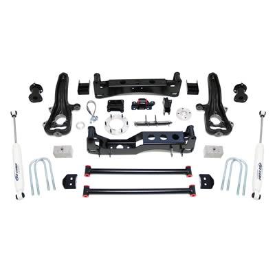 Pro Comp 6 inch Lift Kit with ES3000 Shocks 06-08 Ram 1500