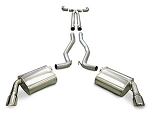 Corsa Performance 2010-2014 Camaro SS 6sp Manual Cat Back Exhaust 14951
