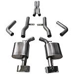 Corsa Xtreme GTX 2 Cat-Back Exhaust System 2015-2018 Dodge Challenger Manual
