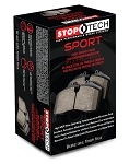 StopTech Sport Brake Pads (Front)