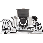 Edelbrock E-Force Supercharger Competition Kit 2010-2015 Camaro SS L99 Automatic Transmission