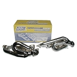 BBK Chrome Shorty Headers 2004-2008 Dodge Ram 1500 5.7L