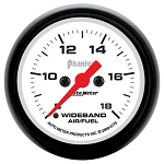 Auto Meter Phantom Analog Wideband Air/Fuel Ratio Gauge