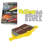 EBC Yellowstuff 03-09 Dodge Ram 2500 Front Brake Pads