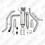 MBRP XP Series Dual Side Exit Catback Exhaust 04-05 Ram 1500 5.7 - T409 Stainless