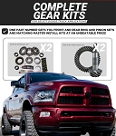 Yukon Complete Gear Kit 3.73 Ratio 2003-11 Dodge Ram